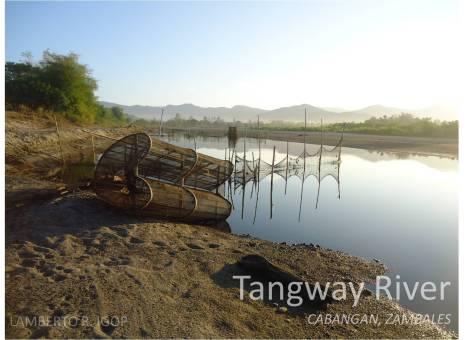 Tangway River. Lamberto R. Igop 2014